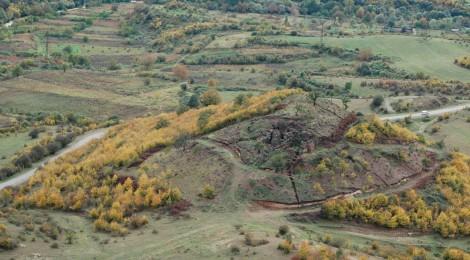 Heritage at Risk: Ancient gold mine of Sakdrissi in Georgia
