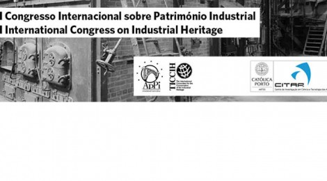 Portugal 22-24 May 2014 Congress on Industrial Heritage