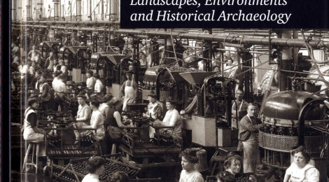 New Publication: Industrial Heritage in Denmark