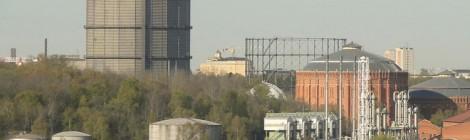 Heritage at Risk: Gasklocka 4, Hjorthagen Gaswerks in Stockholm