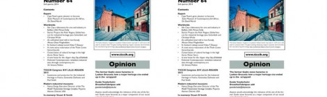 Bulletin 64, 2nd quarter, 2014 Published