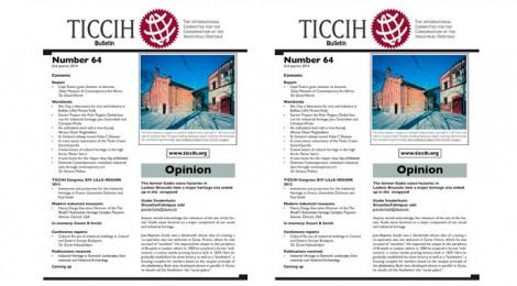 Bulletin 64, 2nd quarter, 2014 Published