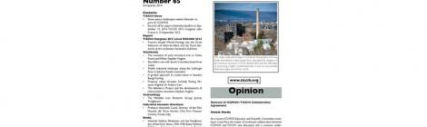 Bulletin 65, 3rd quarter, 2014 published