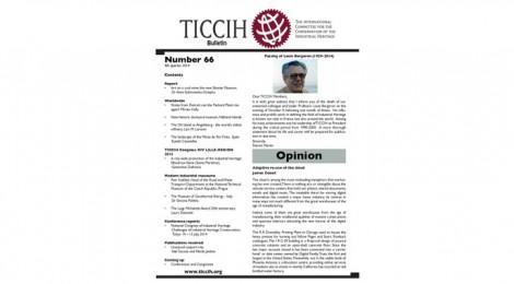 Bulletin 66, 4th Quarter, 2014 Published