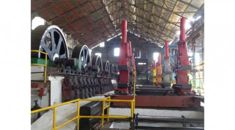 VIII Latin American Colloquium on the Industrial Heritage March 14 – 16, 2016. Havana, Cuba