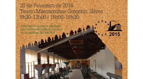APAI - Portuguese Association of Industrial Archaeology FORUM: Futuro do Museu da Cortiça da Fábrica do Inglês. February 20, 2016