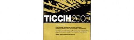 TICCIH2000 Congress Transactions Report now online