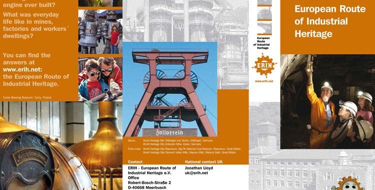 www.erih.net - Fresh look: The new ERIH website is online