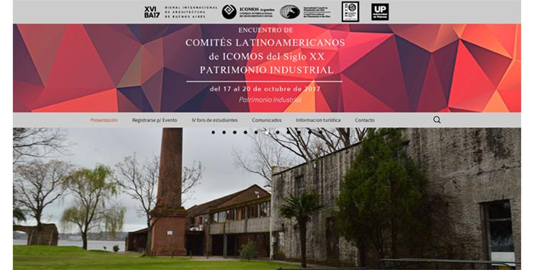 Espacio Patrimonio de la XVI Bienal Internacional de Arquitectura de Buenos Aires