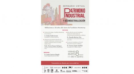 Virtual Seminar: Industrial Heritage & De-Industrialization
