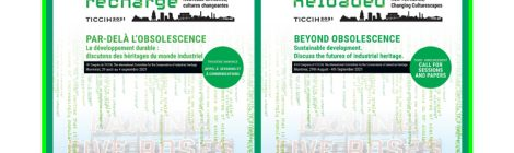 TICCIH Congress 2021 - 3rd Call for Sessions & Papers