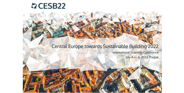 Call for Abstracts - Central Europe towards Sustainable Building