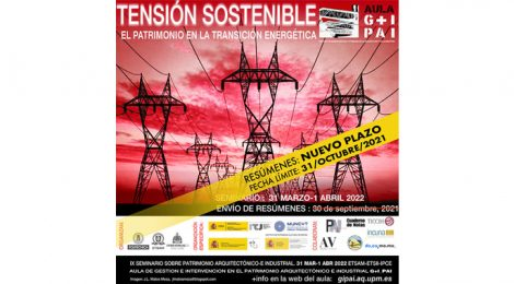 IX INTERNATIONAL SEMINAR ON ARCHITECTURAL AND INDUSTRIAL HERITAGE