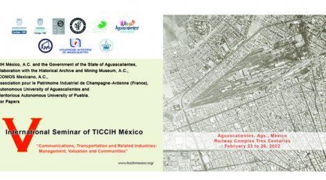 V Seminario Internacional de TICCIH México